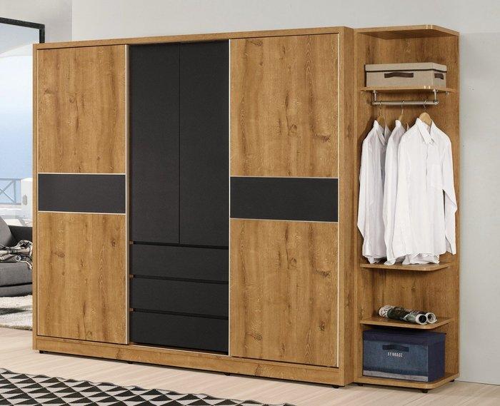喬納森8.5尺衣櫃😊暖暖屋傢俱傢飾😊