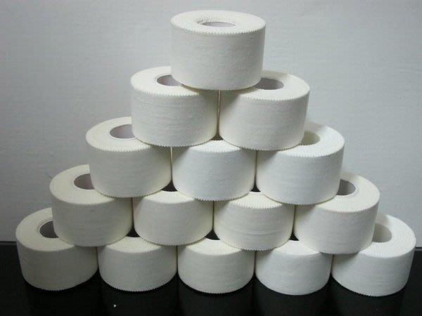 白貼 1.5吋 運動白貼 貼紮 包紮貼布 外銷歐、美、日產品 另有售機能貼布 皮膚膜~