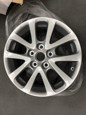 2006 Mazda3 / 2007-8 Mazda5 Aluminium wheel 205 55 R16 x6.5J P=114 O=52