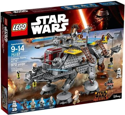 【積木王國】LEGO樂高 星際大戰系列 Captain Rex's AT-TE 75157