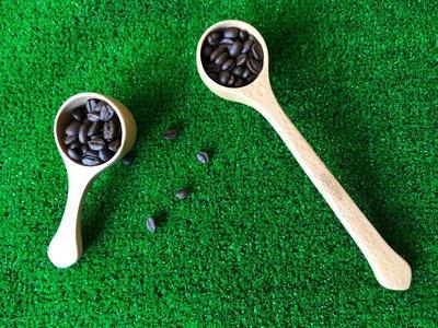 竹藝坊-SC01木頭咖啡杓/咖啡匙/奶粉杓/原本咖啡匙/咖啡豆專用