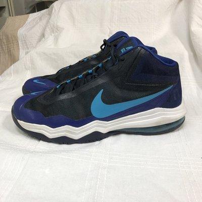 大腳 .Nike, US13/31cm, AIR MAX AUDACITY 高筒 氣墊 球鞋 704920 404