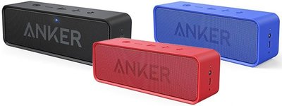 【竭力萊姆】全新 保固18月 Anker SoundCore 可攜式喇叭 高音質 24H續航力