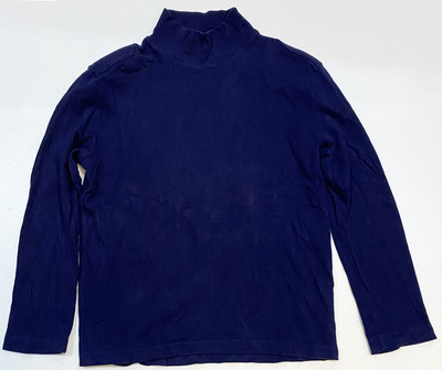 正品 CERRUTI 1881 Jeans 長袖高領T恤 套頭