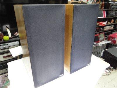 立榮音響 加拿大原裝 CAMBER 4.5  8吋兩音路桌上型喇叭 二手品 特惠價!