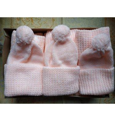 BB 粉紅色冷帽 $100/2盒 (共48頂) Made in japan