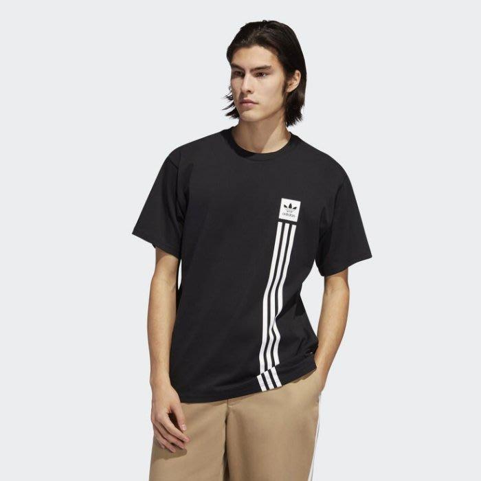 【吉米.tw】Adidas BB Pillar Tee 男裝 三線 短袖T恤 黑EC7377 黃EC7378 AUG