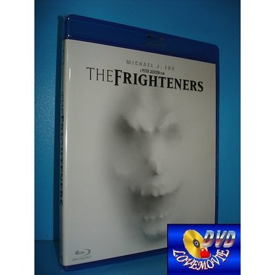 A區Blu-ray藍光正版【神通鬼大The Frighteners (1996)】[含中文字幕] DTS-HD版全新未拆