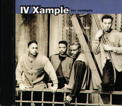 K - For Example - IV Xample - 日版  +2BONUS 1995