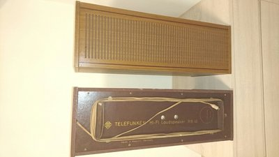德國製. TELEFUNKEN Hi Fi. Loudspeaker RB 46