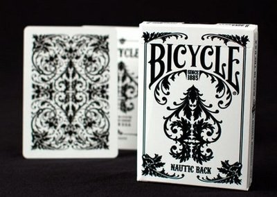 [Fun magic] 水兵單車牌  Bicycle nautic back 水兵撲克牌 海軍單車牌