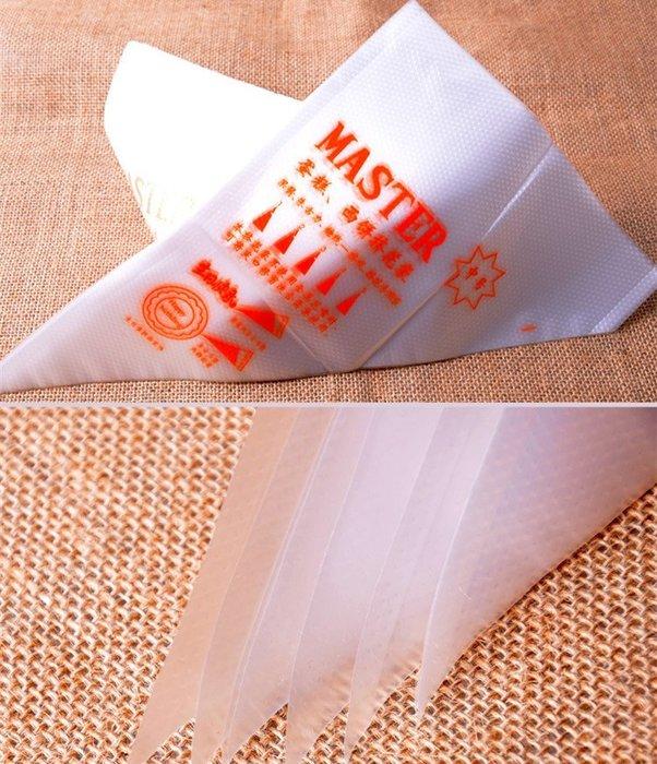 Amy烘培網:拋棄式奶油擠花袋  小號 100入