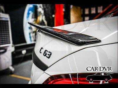 【專車專用】賓士 BENZ W205 C63 C63S PSM 尾翼 專用CARBON 3D正碳纖維
