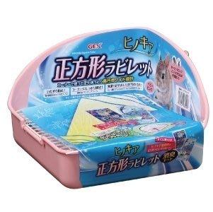 *WANG*日本GEX正方形兔子便盆
