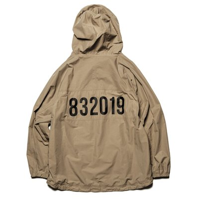 【日貨代購CITY】2019AW uniform experiment UE HALF ZIP ANORAK 帽夾