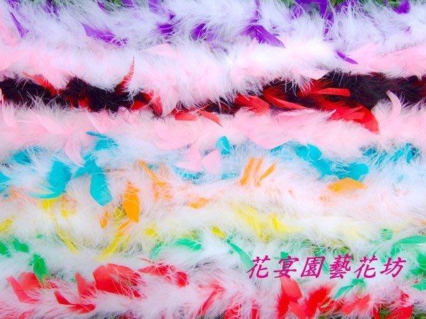【花宴】*台灣優質中長雙色羽毛*9色服裝搭配~舞台表演~商品裝飾~暢銷日本優質品