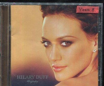 *還有唱片行* HILARY DUFF / DIGNITY 二手 Y0008