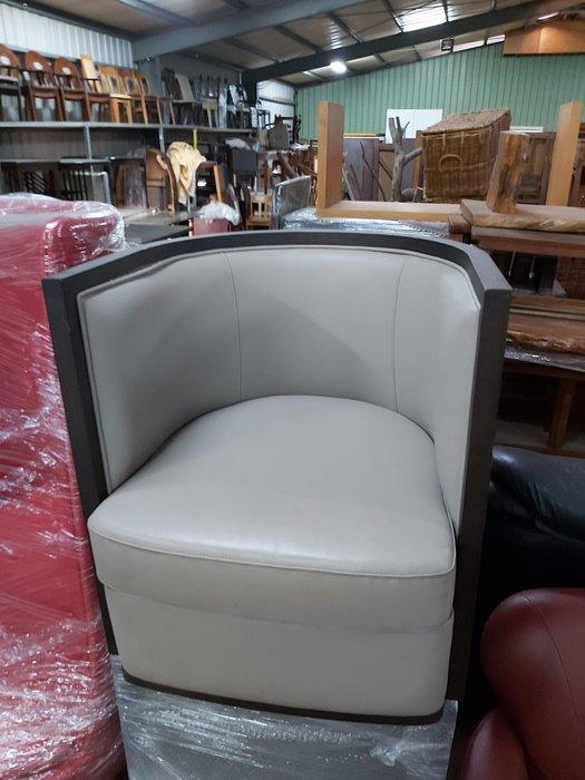 巨業搬運寄倉=更新二手倉庫 皮沙發 單人沙發 1人沙發 木沙發 洽談椅