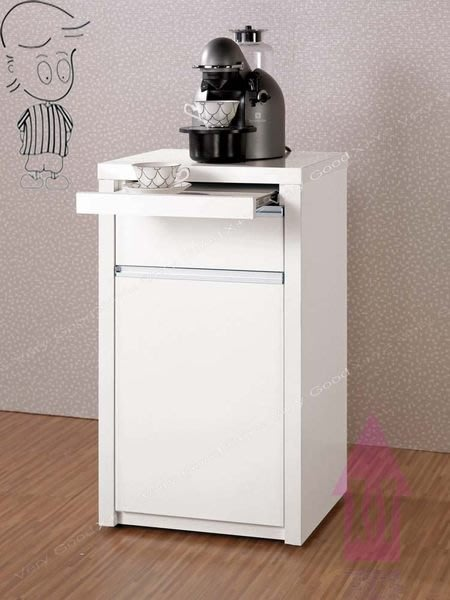 【X+Y時尚精品傢俱】現代餐櫃系列-卡洛琳 1.5尺收納櫃.碗碟櫃.碗盤櫃.餐櫃.附拉板.摩登家具