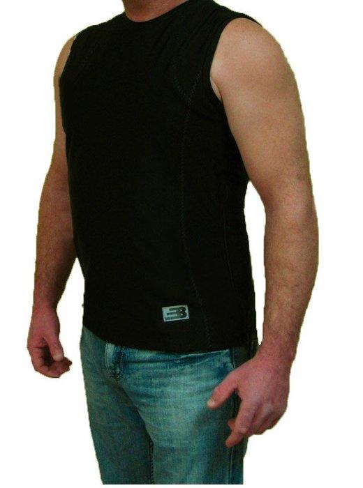 【犀利防衛】美國BulletBlocker子彈攔截者---Gabriel加百利防彈緊身內衣 YBBL-001