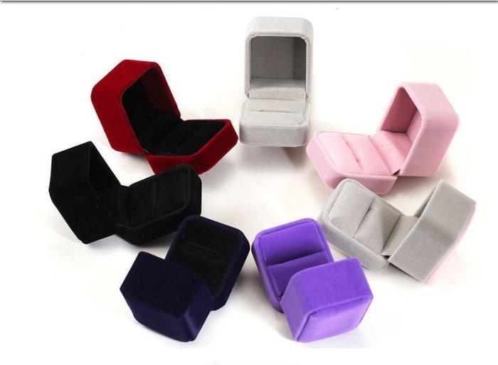 ╭☆ 晴日小舖 ☆╯Silver shop 首飾 包裝盒 珠寶盒 戒指盒 耳環盒 兩用款[ GGB 007 ]