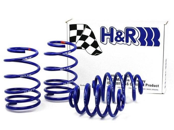 【樂駒】H&R BMW F90 M5 Sport Spring Set 運動型 彈簧 側傾 底盤 系統