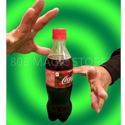 [808 MAGIC] 魔術道具 新版飲料夾器 Appearing PET bottle 400元