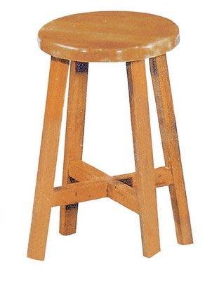 【浪漫滿屋家具】(Gp)604-6 古椅(柚木色1.7尺)