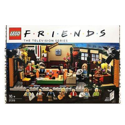 正品 樂高 LEGO 21319 老友記 中央公園咖啡館 積木 玩具禮物#小江的店#
