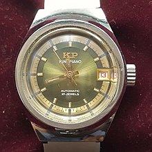 OQ精品腕錶瑞士KP自動上鍊女錶機械錶全新庫存