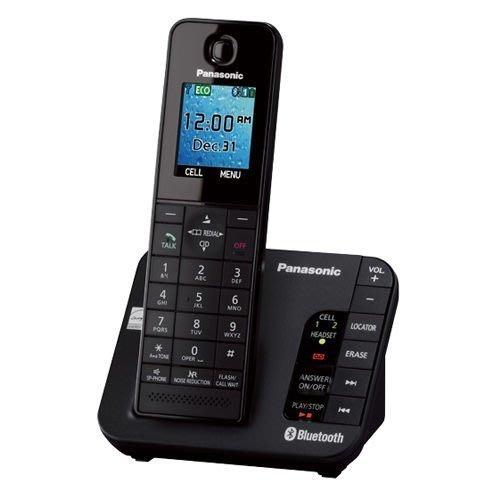 【通訊達人】國際牌 Panasonic KX-TGH260 TW DECT數位無線電話✰藍牙連結手機✰答錄功能