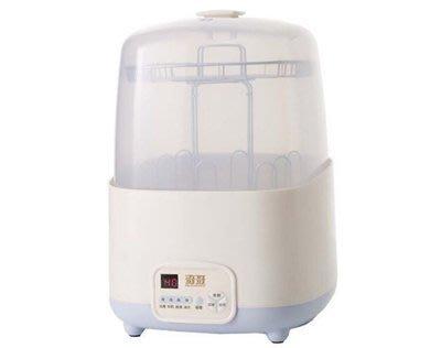 媽媽寶寶 租奇哥 新二代機 微電腦奶瓶蒸氣消毒烘乾鍋