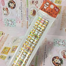 Sanrio CoroCoroKuririn CK鼠 2000年 日本製 鉛筆3支