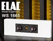 【風尚音響】ELAC WS 1665Custom Install壁掛式喇叭