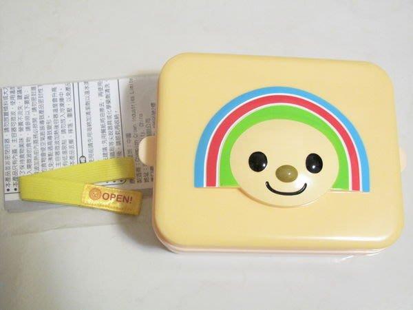 天使熊小鋪~7-11 OPEN小將魔法立體微波便當盒 餐盒 雙層 附束帶