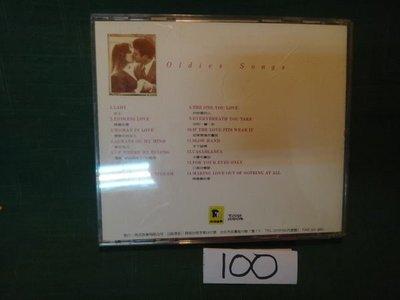 【愛悅二手書坊 CD-A4K】Oldies Songs