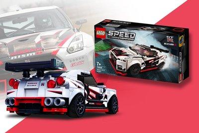 現貨 LEGO 76896 SPEED 系列 Nissan GT-R NISMO 全新未拆 公司貨
