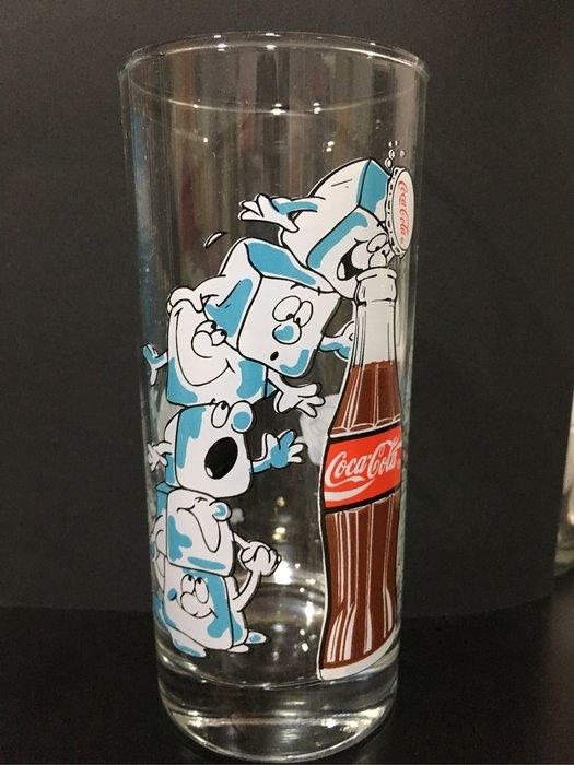 法國可口可樂玻璃杯