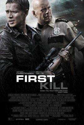 【藍光電影】首殺/第一槍/第一殺 First Kill (2017) 127-048