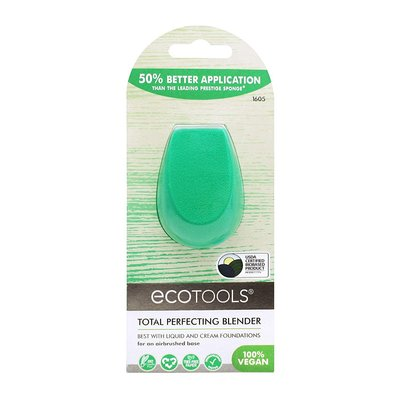EcoTools Cruelty Free Total Perf Blender Brush#1605【愛來客 】美妝蛋
