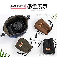 相機保護套 富士xt20單反相機包佳能m6索尼a6000微單包便攜攝影內膽包保護套