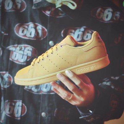 D-BOX  Adidas stansmith superstar 史密斯 三葉草 小麥色 板鞋 復古