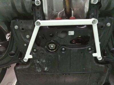 CS車宮車業 UR 拉桿 VW Tiguan 5N 17~ MK2 1.4 2.0 4WD 前下四點拉 LA4-2686