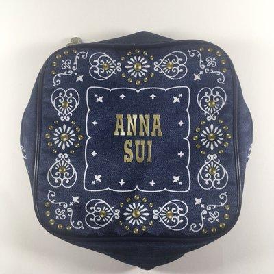 ANNA SUI 方形化妝包