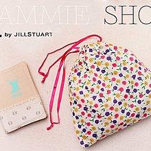 【全場五件免運】日文雜誌附錄 ' 碎花 束口袋 包中包 托特包好好用(JBS12)