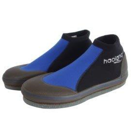 *大營家購物網 * T12-A005短筒防滑釘鞋 、蛙鏡附呼吸管、救生帶 、魚雷浮標