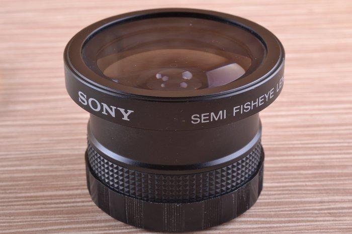 【品光攝影】Sony SEM1 FISHEYE VCL-0446C X0.45 適用口徑 46mm #43936