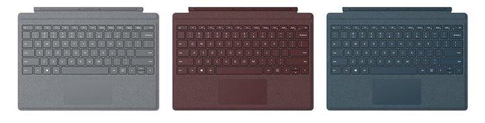 【丹尼小舖】Microsoft Surface Pro 鍵盤保護蓋 白金/鈷藍/酒紅/罌粟紅/冰雪藍/沉灰@@可刷卡