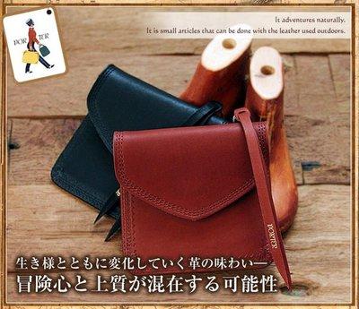 【樂樂日貨】日本代購 吉田PORTER LUMBER 零錢包 牛皮卡夾 301-04034 預購 保證真品 網拍最便宜