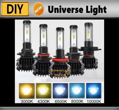 YZ 進化 五色 LED 大燈 H4 ...